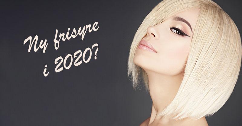Hårfrisyrer 2020 trender