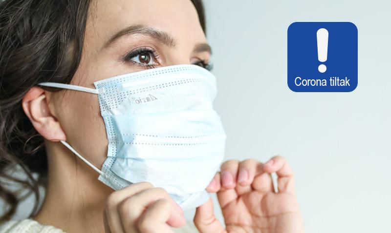 helsepersonell Corona tiltak
