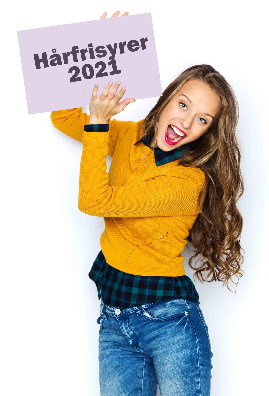 Hårfrisyrer og trender 2021