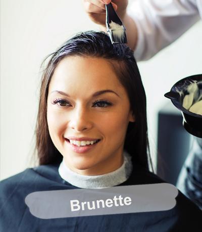Frisyrer 2021 Brunette hår