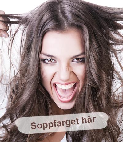 Frisyrer 2021 Soppfarget hår
