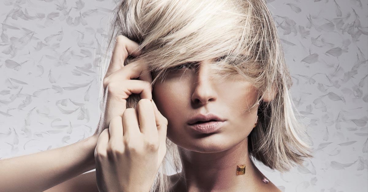 blonde modell dame tips